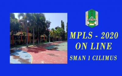MPLS 2020 SMAN 1 Cilimus Dibuka secara On Line